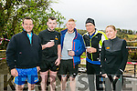 homas Fitzpatrick, Darragh Twomey, Gary Norwader , Andres Weiss and Ann Brosnan at the BWildered Challenge in Ballymacelligott on Saturday