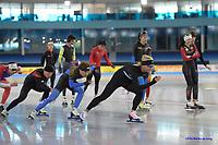SPEEDSKATING: HEERENVEEN, ICE STADIUM THIALF, 13-07-2018, Training Longtrack speedskating, Koen Verweij, ©photo Martin de Jong