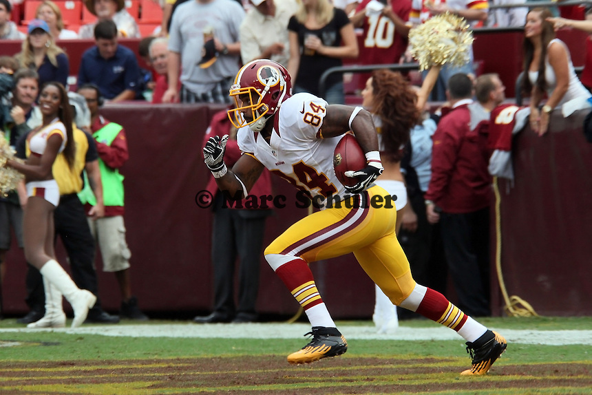 TE Paul Niles (Redskins)