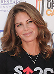 LOS ANGELES, CA - SEPTEMBER 07: Jillian Michaels arrives at Stand Up To Cancer at The Shrine Auditorium on September 7, 2012 in Los Angeles, California.