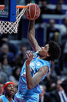 Asefa Estudiantes' Lucas Riva Nogueira during Liga Endesa ACB match.January 6,2012. (ALTERPHOTOS/Acero) /NortePhoto
