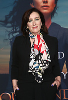 "HOLLYWOOD, CA - FEBRUARY 13: Maria Doyle Kennedy, at the Premiere Of Starz's ""Outlander"" Season 5 at HHollywood Palladium in Hollywood California on February 13, 2020. Credit: Faye Sadou/MediaPunch"