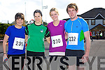 The Island Warrior Challenge in aid of Castleisland Rugby Club and An Riocht in Castleisland on Saturday Participants Tracey Sheahan, Elaine Florey, Rachel O'Sullivan, Kevin Veal.