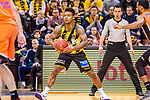 Lamont DaSean JONES (#20 MHP Riesen Ludwigsburg) \ beim Spiel in der Basketball Bundesliga, MHP Riesen Ludwigsburg - Mitteldeutscher BC.<br /> <br /> Foto &copy; PIX-Sportfotos *** Foto ist honorarpflichtig! *** Auf Anfrage in hoeherer Qualitaet/Aufloesung. Belegexemplar erbeten. Veroeffentlichung ausschliesslich fuer journalistisch-publizistische Zwecke. For editorial use only.
