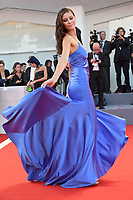 VENICE, ITALY - SEPTEMBER 5: Marica Pellegrinelli attends the premiere for Mother during the 74th Venice Film Festival on September 5, 2017 in Venice, Italy.<br /> CAP/BEL<br /> &copy;BEL/Capital Pictures