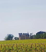 chateau lanessan  Medoc  Bordeaux Gironde Aquitaine France