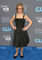 Jackie Hoffman at the 23rd Annual Critics' Choice Awards at Barker Hangar, Santa Monica, USA 11 Jan. 2018<br /> Picture: Paul Smith/Featureflash/SilverHub 0208 004 5359 sales@silverhubmedia.com
