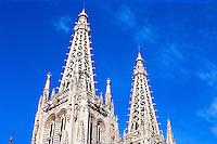 Kathedrale, Burgos, Kastilien-León, Spanien, UNESCO-Weltkulturerbe