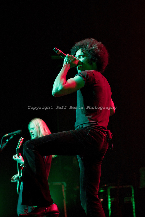 Alice in Chains live in concert at Nokia Theatre on October 23, 2009.