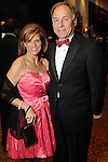 Monica and Larry Ziemba at the Pink Tie Gala at the InterContinental Hotel Saturday March 6,2010. (Dave Rossman Photo)