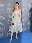Leslie Mann<br />  attends The 20th ANNUAL CRITICS' CHOICE AWARDS held at The Hollywood Palladium Theater  in Hollywood, California on January 15,2015                                                                               © 2015 Hollywood Press Agency