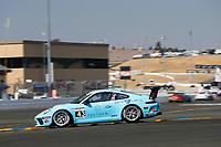 Porsche GT3 Cup Challenge USA<br /> Sonoma Raceway<br /> Sonoma Raceway, Sonoma, CA USA<br /> Sunday 17 September 2017<br /> 43, Mark Kvamme, GT3P, USA, M, 2017 Porsche 991<br /> World Copyright: Jake Galstad<br /> LAT Images
