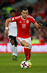 Gareth Bale of Wales during the World Cup Qualifying Group D match at the Cardiff City Stadium, Cardiff. Picture date 2nd September 2017. Picture credit should read: Simon Bellis/Sportimage
