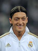 FUSSBALL   CHAMPIONS LEAGUE   SAISON 2011/2012  Achtelfinale Rueckspiel 14.03.2012 Real Madrid  - ZSKA Moskau  Mesut Oezil (Real Madrid)