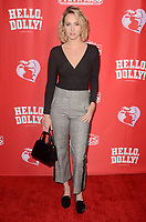 "LOS ANGELES - JAN 30:  Molly McCook at the ""Hello Dolly!"" Los Angeles Opening night at the Pantages Theater on January 30, 2019 in Los Angeles, CA"