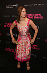Laura Benanti attends 'The Boys in the Band' 50th Anniversary Celebration at The Booth Theatre on May 30, 2018 in New York City.
