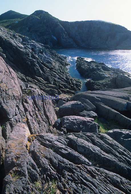 Cape St. Francis, Newfoundland, Canada, the Easternmost point of North America.