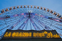 Europe/France/Ile-de-France/75001/Paris :   Grande roue, Place de la Concorde