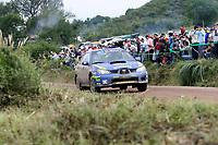 WRC 2008 Córdoba