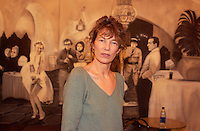 Sept 25,  2003, Montreal, (Quebec), Canada<br /> <br /> Jane Birkin  pose for an exclusive photo September 25,  2003  in Montreal, CANADA.<br /> <br /> <br /> <br /> NOTE :  D-1 H original JPEG, saved as Adobe 1998 RGB.