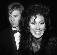 Cher and Val Kilmer 1978<br /> Photo By Adam Scull/PHOTOlink.net