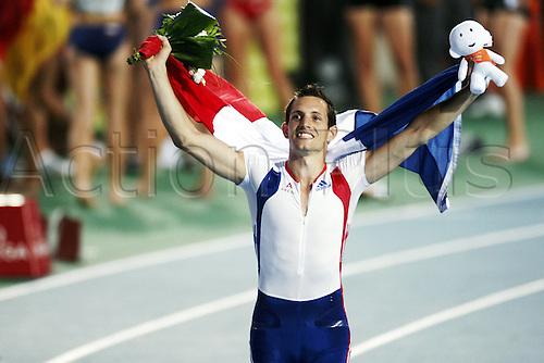 31 07 2010  Barcelona European Athletics Championships, Barcelona, Spain, Renaud Lavillenie FRA