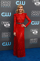 Skyler Samuels attends the 23rd Annual Critics' Choice Awards at Barker Hangar in Santa Monica, Los Angeles, USA, on 11 January 2018. Photo: Hubert Boesl - NO WIRE SERVICE - Photo: Hubert Boesl/dpa /MediaPunch ***FOR USA ONLY***