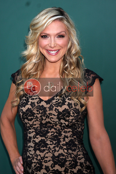 LOS ANGELES - JUL 8:  Debbie Matenopoulos at the Crown Media Networks July 2014 TCA Party at the Private Estate on July 8, 2014 in Beverly Hills, CA