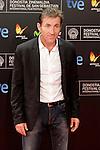 "Actor Antonio de la Torre posses in the photocall of the ""Las brujas de Zugarramurdi"" film premiere during the 61 San Sebastian Film Festival, in San Sebastian, Spain. September 22, 2013. (ALTERPHOTOS/Victor Blanco)"