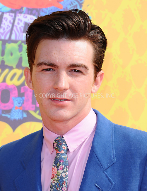 WWW.ACEPIXS.COM<br /> <br /> <br /> March 29,2014, Los Angeles,CA<br /> <br /> <br /> Drake Bell arriving at Nickelodeon's 27th Annual Kids' Choice Awards held at USC Galen Center on March 29, 2014 in Los Angeles, California.<br /> <br /> <br /> <br /> By Line: Peter West/ACE Pictures<br /> <br /> ACE Pictures, Inc<br /> Tel: 646 769 0430<br /> Email: info@acepixs.com