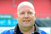 EMMEN - Voetbal, Presentatie FC Emmen, seizoen 2018-2019, 19-07-2018, Materiaalman Karel Hilbrands