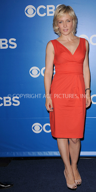 WWW.ACEPIXS.COM . . . . . .May 16, 2012...New York City....Amy Carlson attends the 2012 CBS Upfronts at The Tent at Lincoln Center on May 16, 2012 in New York City.on May 16, 2012  in New York City ....Please byline: KRISTIN CALLAHAN - ACEPIXS.COM.. . . . . . ..Ace Pictures, Inc: ..tel: (212) 243 8787 or (646) 769 0430..e-mail: info@acepixs.com..web: http://www.acepixs.com .