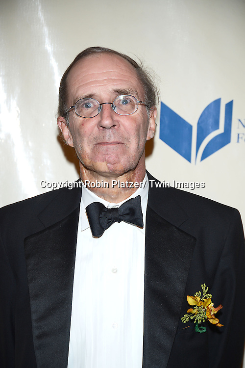 judge Charles McGrath attends the 2013 National Book Awards Dinner and Ceremony on November 20, 2013 at Cipriani Wall Street in New York City.