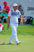 Hideto TANIHARA (JPN) during the first round of the WGC Bridgestone Invitational, Firestone country club, Akron, Ohio, USA. 03/08/2017.<br /> Picture Ken Murray / Golffile.ie<br /> <br /> All photo usage must carry mandatory copyright credit (&copy; Golffile | Ken Murray)