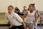 Dance and Drama class for 6-10 year-olds at Paddington Arts, a community arts project in West London