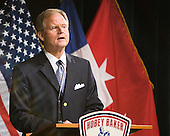 Paul Kennedy - The 2012 Hobey Baker Award ceremony was held at MacDill Air Force Base on Friday, April 6, 2012, in Tampa, Florida.
