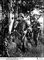 Prod DB © MGM - Avala / DR<br /> DE L'OR POUR LES BRAVES (KELLY'S HEROES) de Brian G. Hutton 1970 USA / YOU<br /> avec Telly Savalas, Don Rickles et Perry Lopez<br /> ww2, soldats, treillis, mitrailleuse
