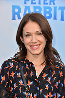 Marla Sokoloff at the world premiere for &quot;Peter Rabbit&quot; at The Grove, Los Angeles, USA 03 Feb. 2018<br /> Picture: Paul Smith/Featureflash/SilverHub 0208 004 5359 sales@silverhubmedia.com