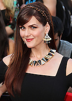 WESTWOOD, LOS ANGELES, CA, USA - JUNE 10: Sara Rue at the World Premiere Of Columbia Pictures' '22 Jump Street' held at the Regency Village Theatre on June 10, 2014 in Westwood, Los Angeles, California, United States. (Photo by Xavier Collin/Celebrity Monitor)