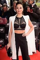 Katya Jones<br /> arriving for TRIC Awards 2018 at the Grosvenor House Hotel, London<br /> <br /> ©Ash Knotek  D3388  13/03/2018