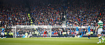 Rangers fans tribute to Ugo Ehiogu at kick off