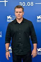 U.S. actor Matt Damon attends a photocall of the movie 'Downsizing' at the 74th Venice Film Festival, Venice Lido, August 30, 2017. <br /> UPDATE IMAGES PRESS/Marilla Sicilia<br /> <br /> *** ONLY FRANCE AND GERMANY SALES ***