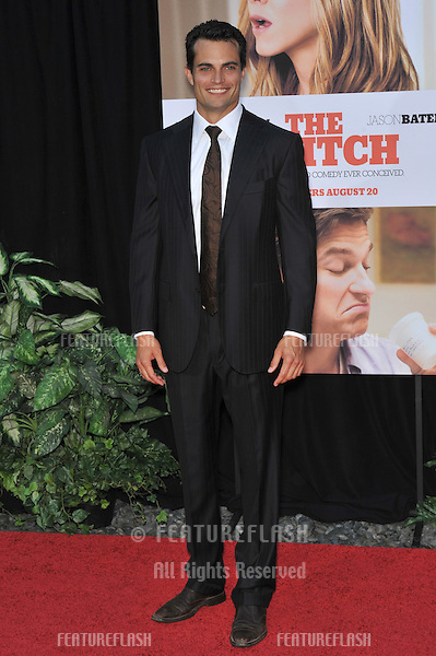 "Scott Elrod at the world premiere of his new movie ""The Switch"" at the Cinerama Dome, Hollywood..August 16, 2010  Los Angeles, CA.Picture: Paul Smith / Featureflash"