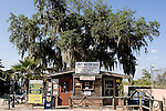 Lazy Gator Bar, Black Hammock Restaurant, Ovieda near Orlando, Florida