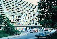 Le Corbusier: Unite D'Habitation, Berlin 1957/58.