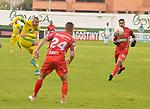 Patriotas venció 2-1 a Leones. Fecha 18 Liga Águila II-2018.