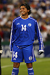 26 March 2008: Rudis Corrales (SLV). The El Salvador Men's National Team defeated the Anguilla Men's National Team 4-0 at RFK Stadium in Washington, DC in the second leg of their CONCACAF First Round FIFA World Cup Qualifier. El Salvador won the series 16-0 on aggregate goals, advancing to the next round and eliminating Anguilla.