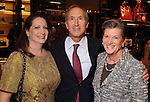 From left: Nancy Giles with John and Kathy Orton at the Alley Theater event at the Guuci Store in The Galleria Thursday Oct. 10,2013.(Dave Rossman photo)