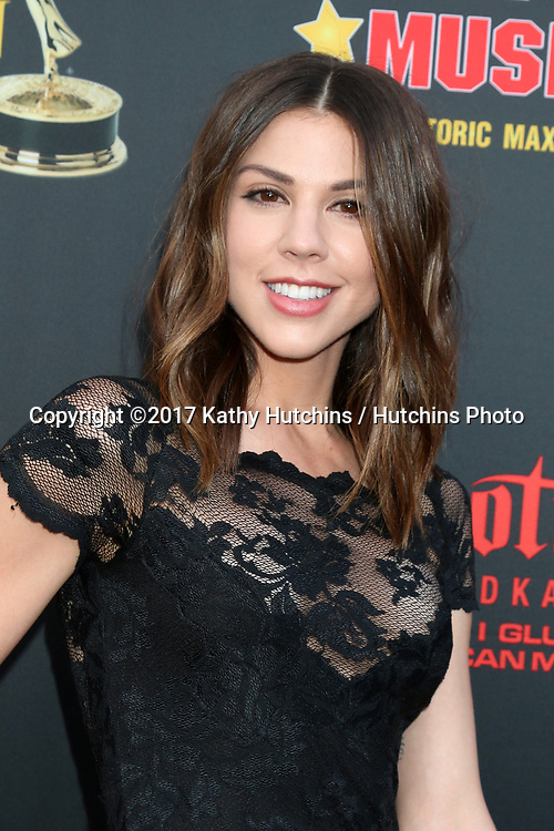 LOS ANGELES - APR 26:  Kate Mansi at the NATAS Daytime Emmy Nominees Reception at the Hollywood Museum on April 26, 2017 in Los Angeles, CA