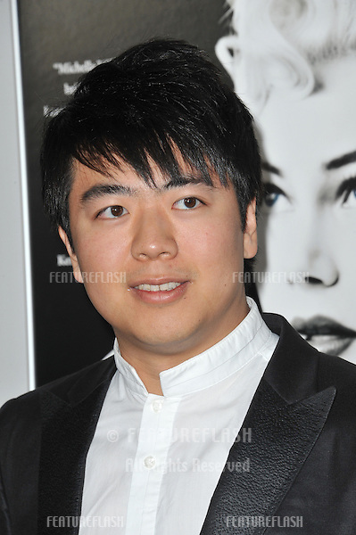 "Lang Lang at the premiere of ""My Week With Marilyn"", part of the 2011 AFI Fest, at Grauman's Chinese Theatre, Hollywood..November 6, 2011  Los Angeles, CA.Picture: Paul Smith / Featureflash"
